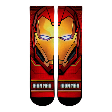 Iron Man - Split Face