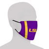 LSU Tigers - Face Mask - 3 Pack