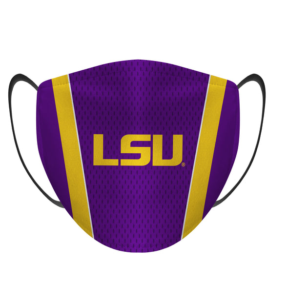 LSU Tigers - Face Mask - Jersey Series