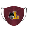 Loyola Chicago Ramblers - Face Mask - 3 Pack