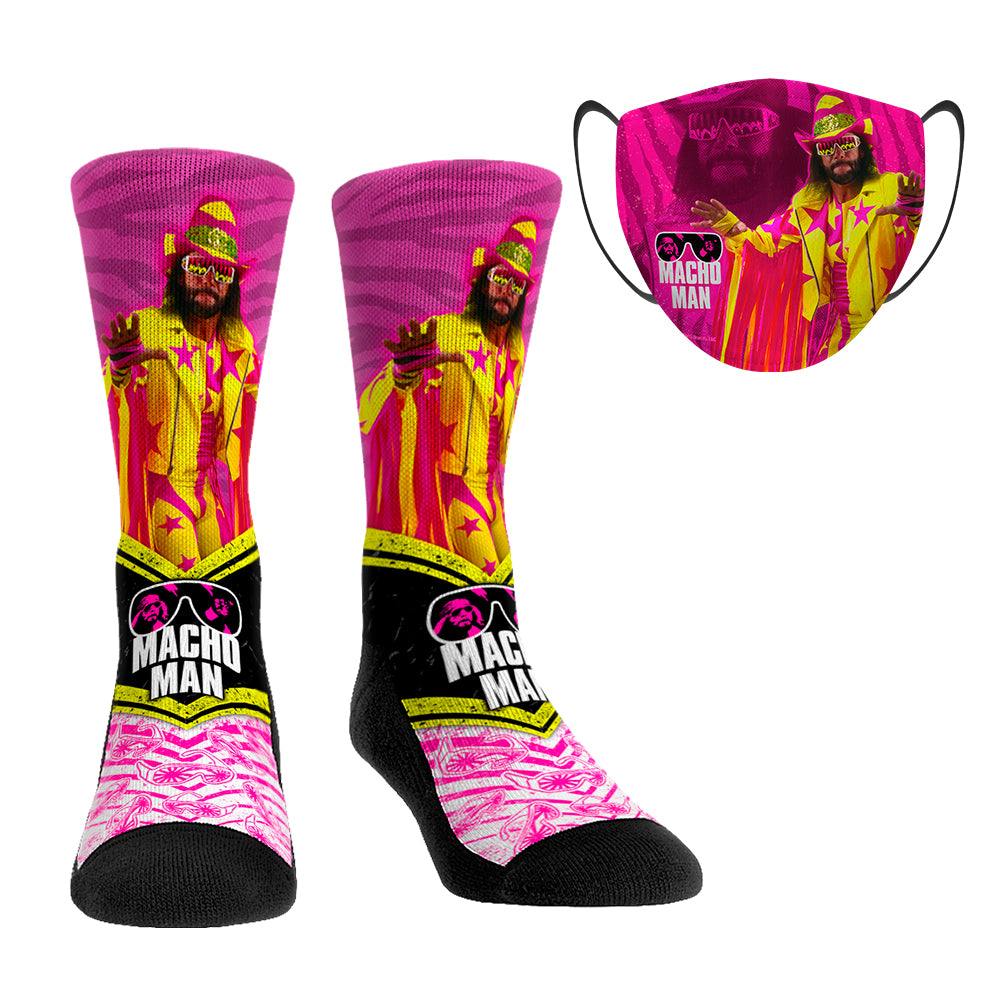 Macho Man Randy Savage - Walkout - Head 2 Toe