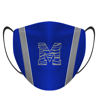 Memphis Tigers - Face Mask - Jersey Series