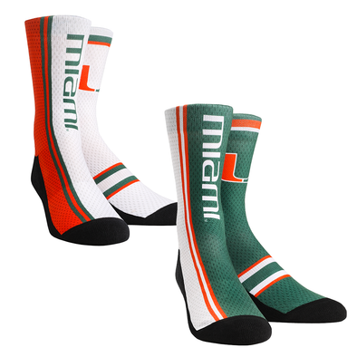Miami Hurricanes - Jersey Series 2 Pack