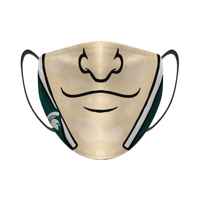 Michigan State Spartans - Maskot™ (Sparty)