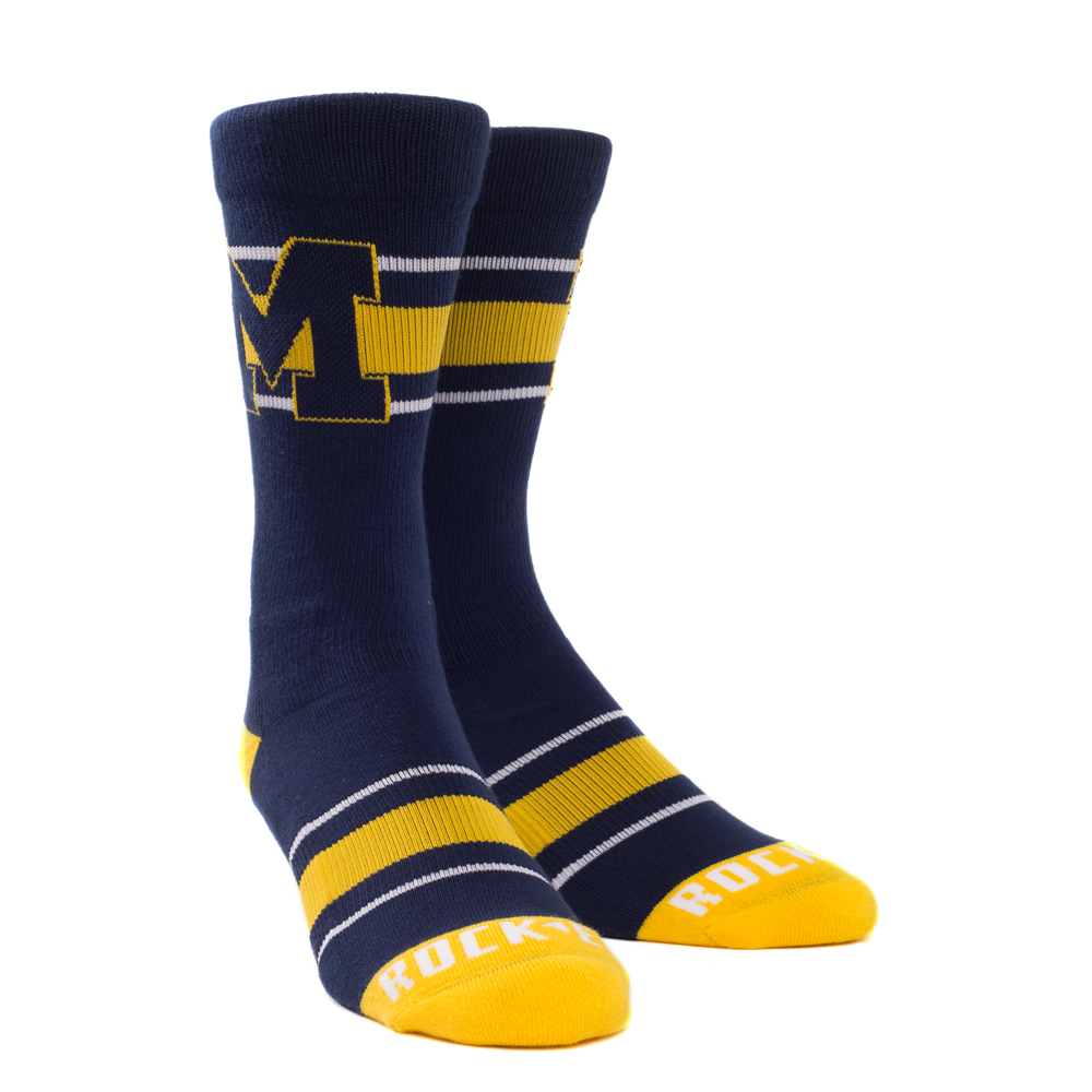 Michigan Wolverines - Varsity Stripe Blue