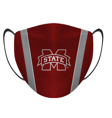 Mississippi State Bulldogs - Face Mask - Jersey Series