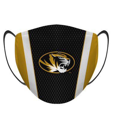 Missouri Tigers - Face Mask - Jersey Series
