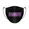 Mount Union Purple Raiders - Face Mask - 3 Pack