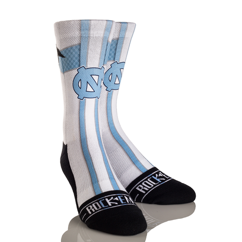 North Carolina Tar Heels - Jersey Series White