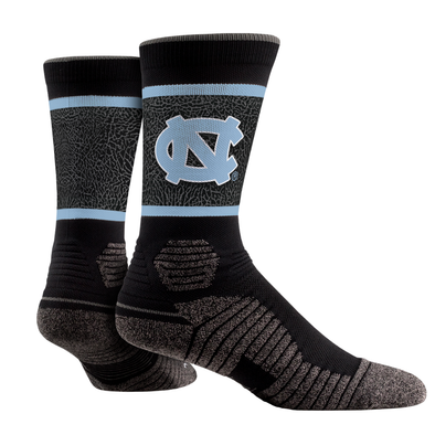 North Carolina Tar Heels - Elephant Print Performance
