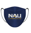 Northern Arizona Lumberjacks - Face Mask - 3 Pack