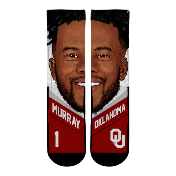 Kyler Murray - Oklahoma Sooners - College Game Face