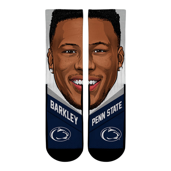 Saquon Barkley - Penn State Nittany Lions - College Game Face