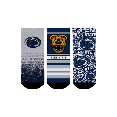 Penn State Nittany Lions - Toddler 3-Pack (1-2 YR)