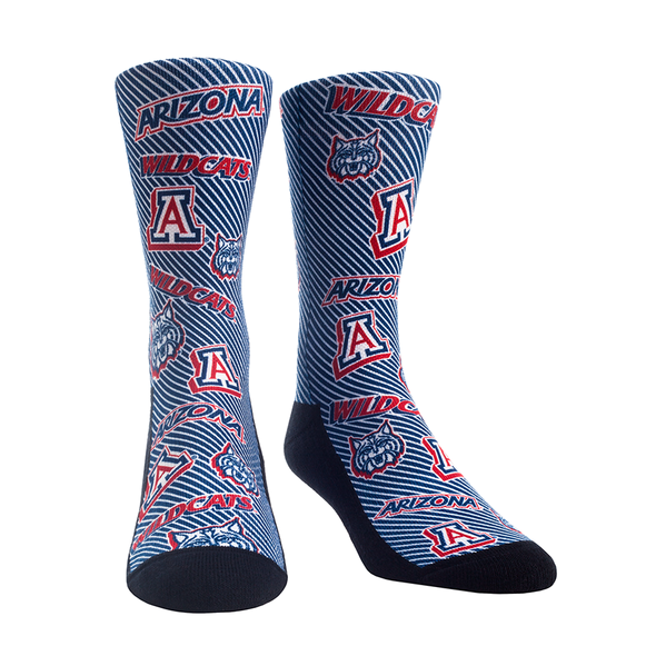 Arizona Wildcats - Sticker Statement Crew
