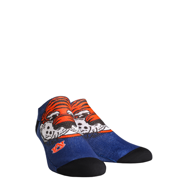 Auburn Tigers - Aubie Mascot Low Cut