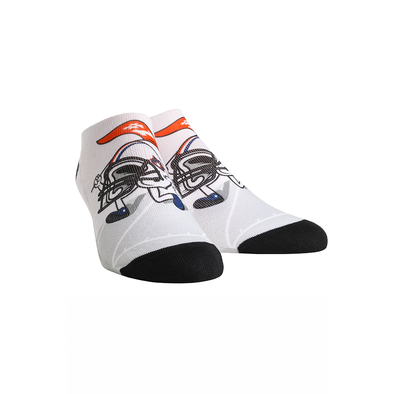 Auburn Tigers - Helmet Stride Low Cut