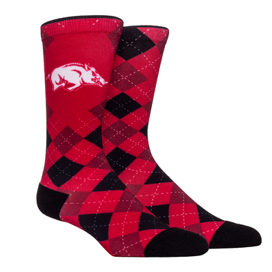 Arkansas Razorbacks - Argyle