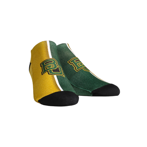 Baylor Bears - Campus Stripes Low Cut