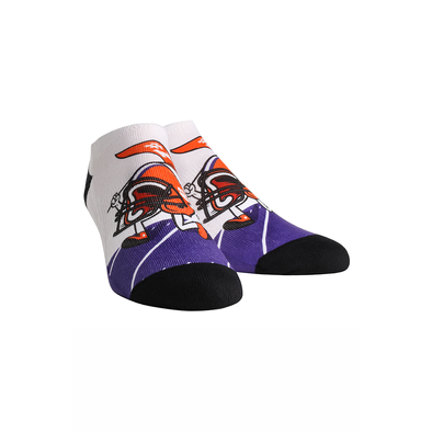 Clemson Tigers - Helmet Stride Low Cut