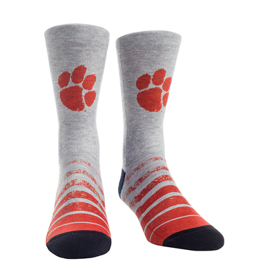 Clemson Tigers - Vintage Heather