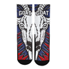 New England Football - Goat Socks