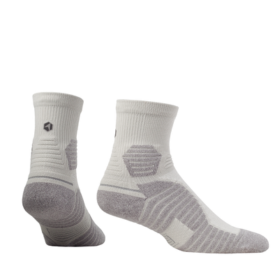 Hex Performance - Basics - Quarter - Grey
