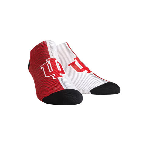 Indiana Hoosiers - Campus Stripes Low Cut