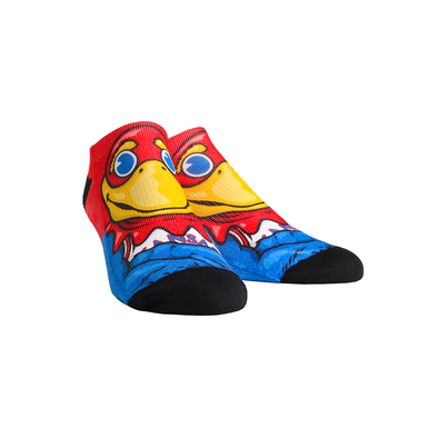 Kansas Jayhawks - Mascot Low Cut