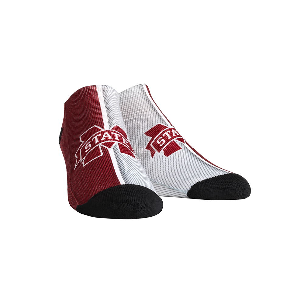 Mississippi State Bulldogs - Campus Stripes Low Cut