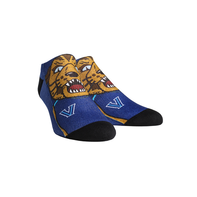 Villanova Wildcats - Will D. Cat Mascot Low Cut