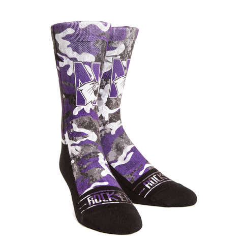 Northwestern Wildcats - Camo