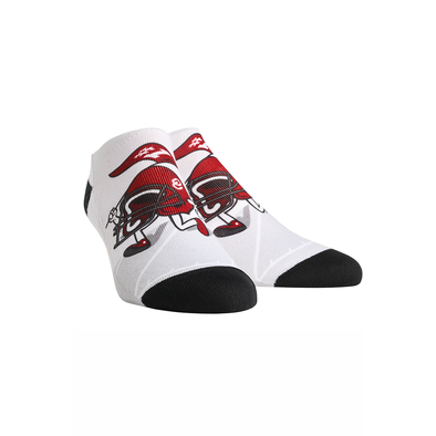 Oklahoma Sooners - Helmet Stride Low Cut