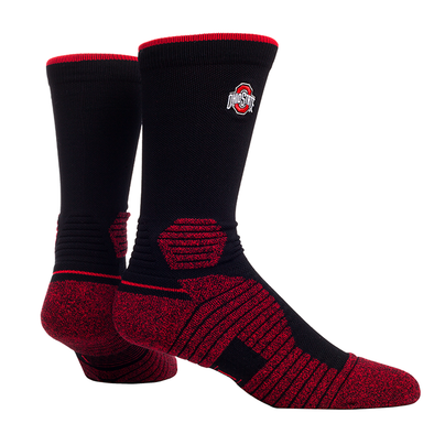 Ohio State Buckeyes - Logo Hit Performance (Black)