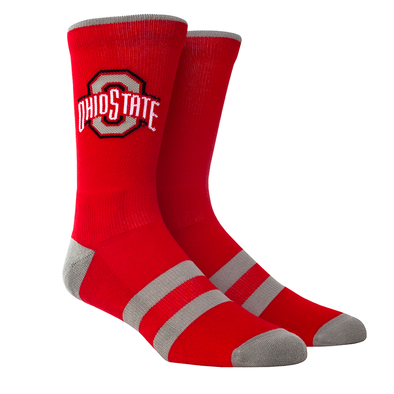 Ohio State - Primary Stripe (Scarlet)