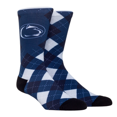 Penn State Nittany Lions - Navy Argyle