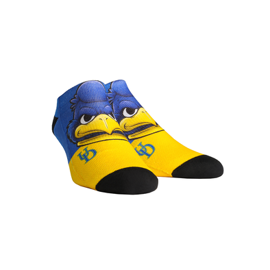 Delaware Blue Hens - YoUDee Mascot Low Cut