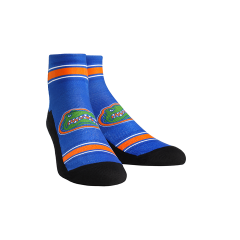 Florida Gators - Classic Stripes Blue Quarter