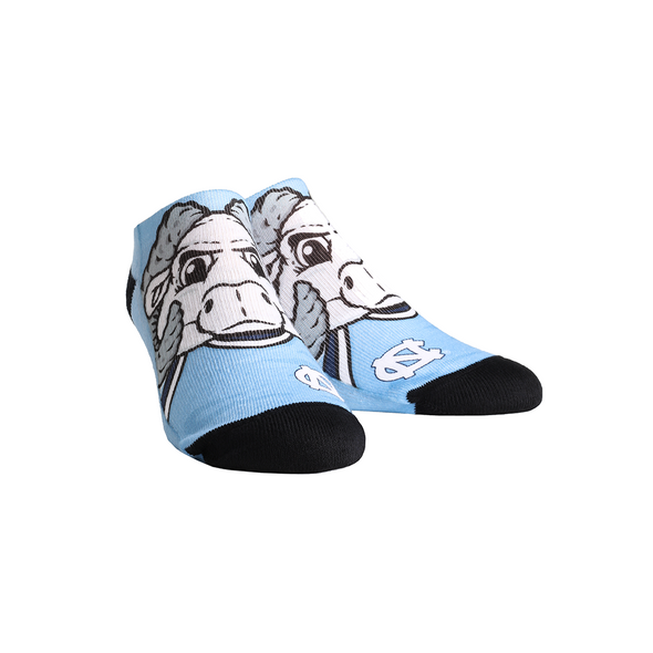 North Carolina Tar Heels - Rameses Mascot Low Cut