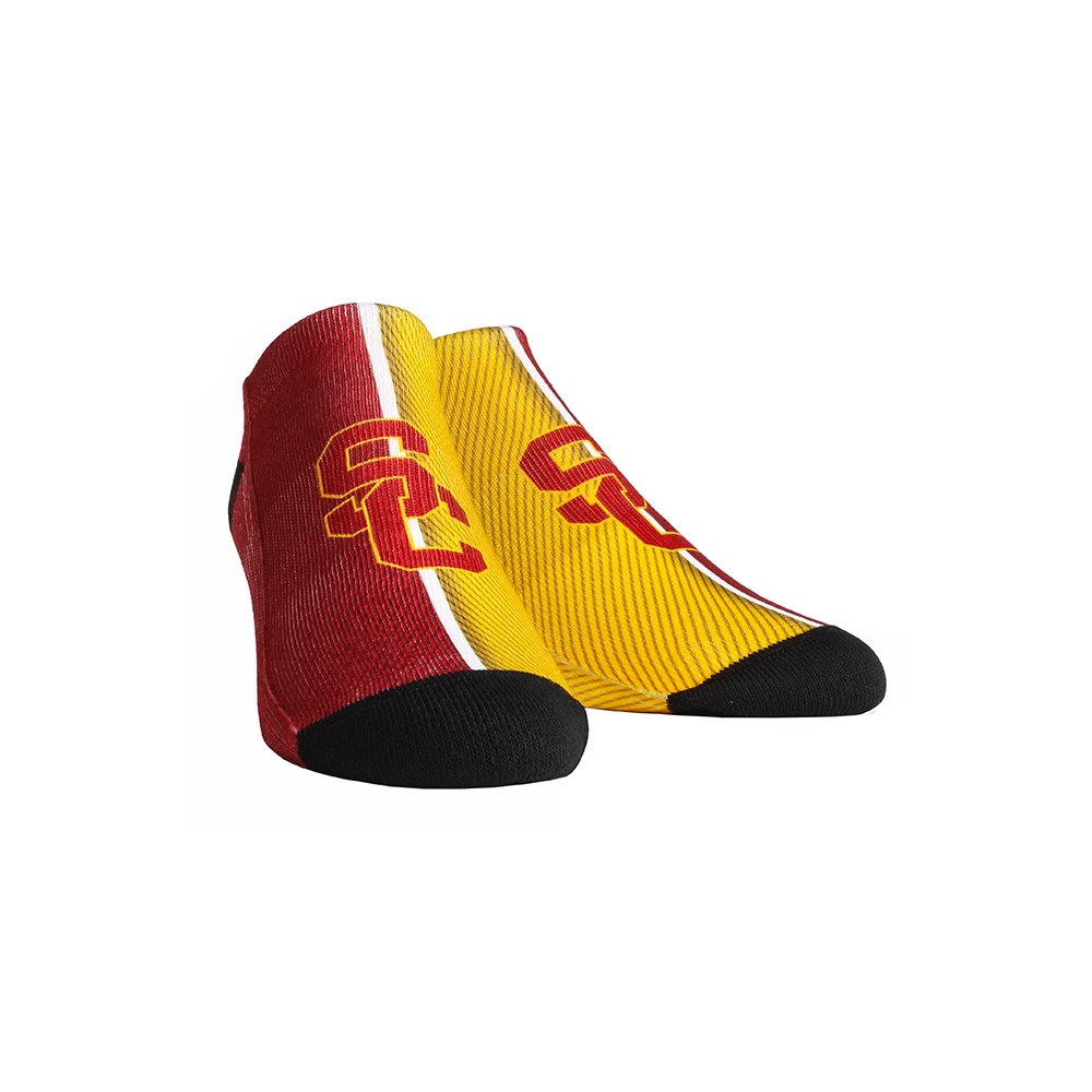 USC Trojans - Campus Stripes Low Cut