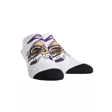 Washington Huskies - Helmet Stride Low Cut
