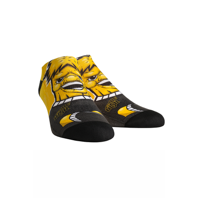 Wichita State Shockers - WuShock Mascot Low Cut
