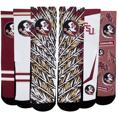 Florida State Seminoles - Super Fan 5 Pack