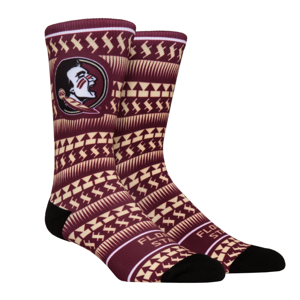 Florida State Seminoles - HyperOptic Tribal Pattern