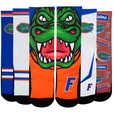 Florida Gators - Super Fan 5 Pack