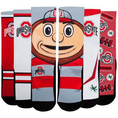 Ohio State Buckeyes - Super Fan 5 Pack