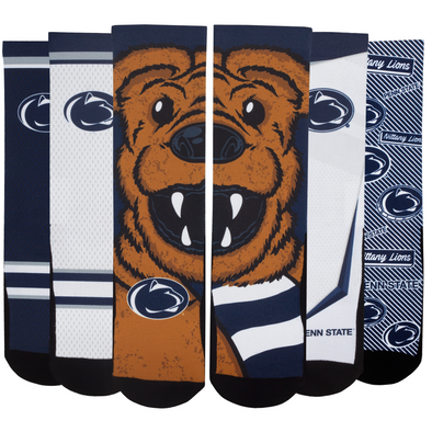 Penn State Nittany Lions - Super Fan 5 Pack
