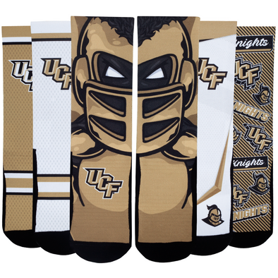UCF Knights - Super Fan 5 Pack