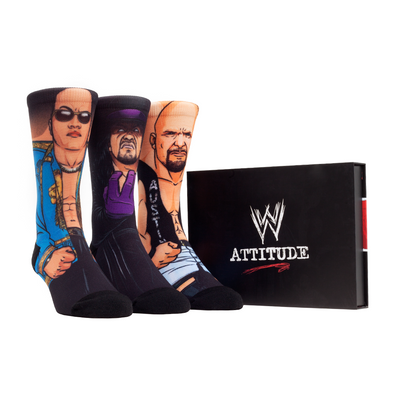 WWE Attitude Era Box Set
