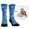 Custom Face Socks - #1 Stepdad